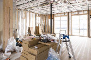 内装工事の一つである「軽鉄工事」を解説
