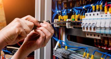 配線工事や照明工事についてご紹介